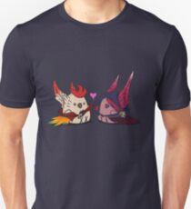Little birds in love  Unisex T-Shirt