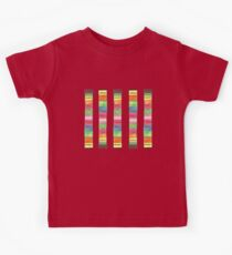Colored high-rise Kids Clothes