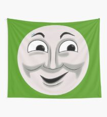 Duck the Great Western (cheeky face) Wall Tapestry