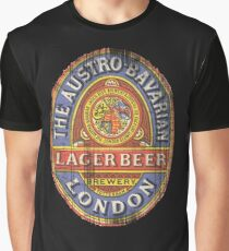 london lager Graphic T-Shirt