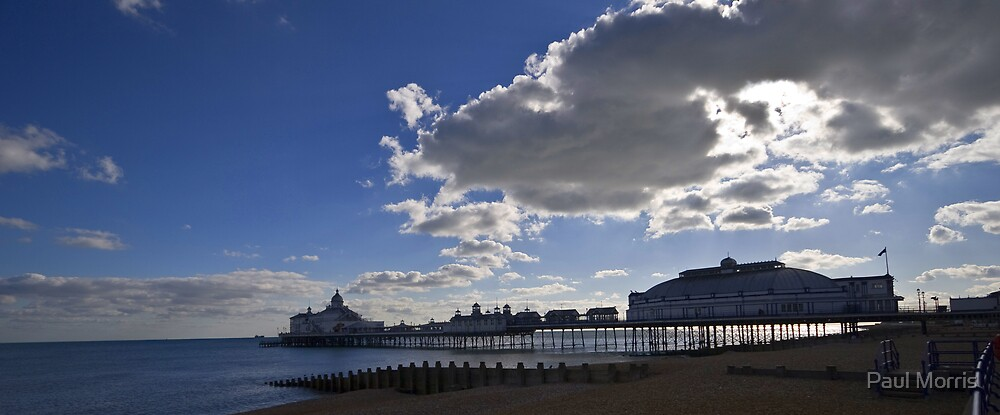 Eastbourne Pier - UK by Paul Morris