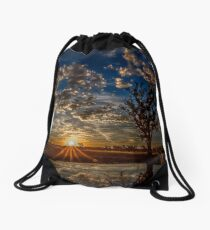 Longlea Sunset Drawstring Bag