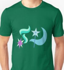 My little Pony - Starlight + Trixie Cutie Mark Unisex T-Shirt
