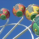 Ferris Wheel in the Sky by Sarah Mosbey