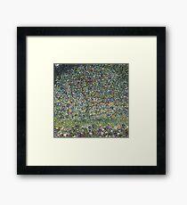 Gustav Klimt - Apple Tree I Framed Print