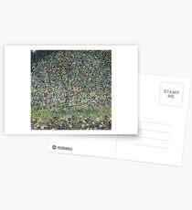 Gustav Klimt - Apple Tree I Postcards