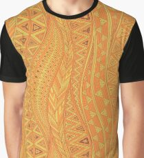 Hot wave. Modern pattern Graphic T-Shirt