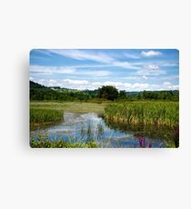 Perfect Summer Day Canvas Print