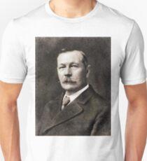 Sir Arthur Conan Doyle, Literary Legend Unisex T-Shirt