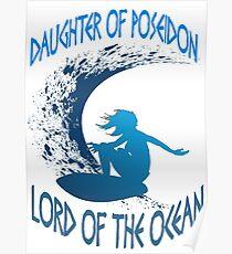 Daughter of Poseidon Poster