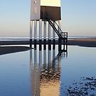 Burnham-on-Sea Lighthouse, Somerset, England by trish725