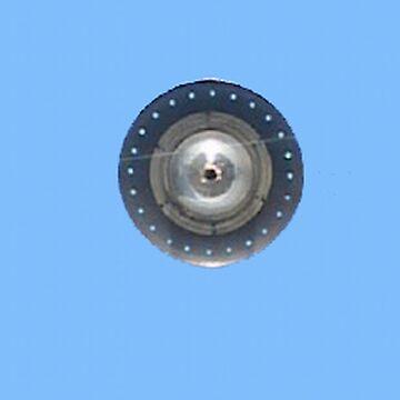 Flying Saucer by JPPreston
