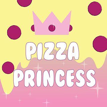 Pizza Princess by xanimekingdomx