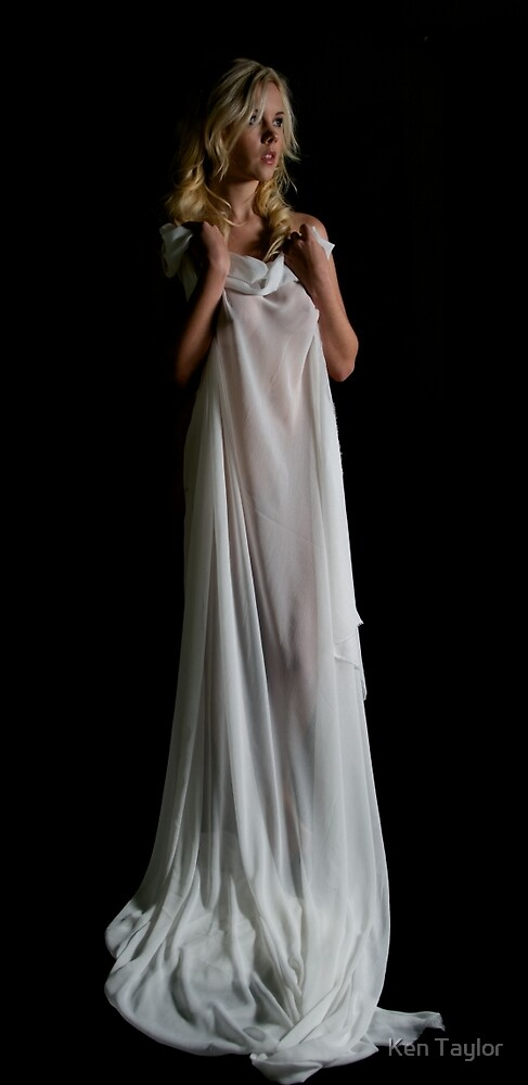 Jennie - Draped by Ken Taylor