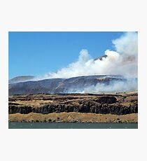 Wildfire! Photographic Print