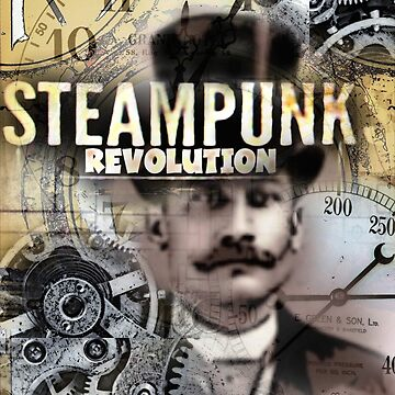 Steampunk Revolution by Artisimo