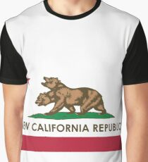 [HQ] NEW CALIFORNIA REPUBLIC Graphic T-Shirt