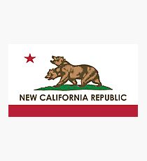 [HQ] NEW CALIFORNIA REPUBLIC Photographic Print