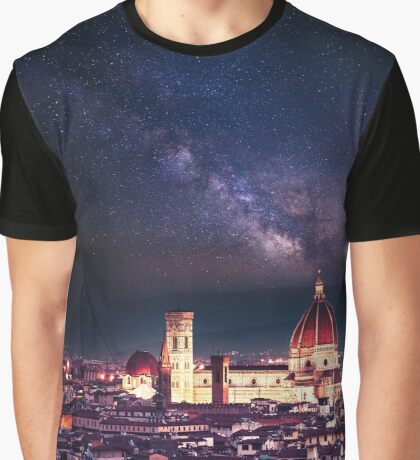 firenze skyline Graphic T-Shirt