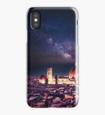 firenze skyline iPhone Case/Skin