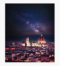 Firenze Skyline Fotodruck