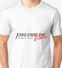 Fire Emblem Echoes: Shadows of Valentia Logo T-Shirt