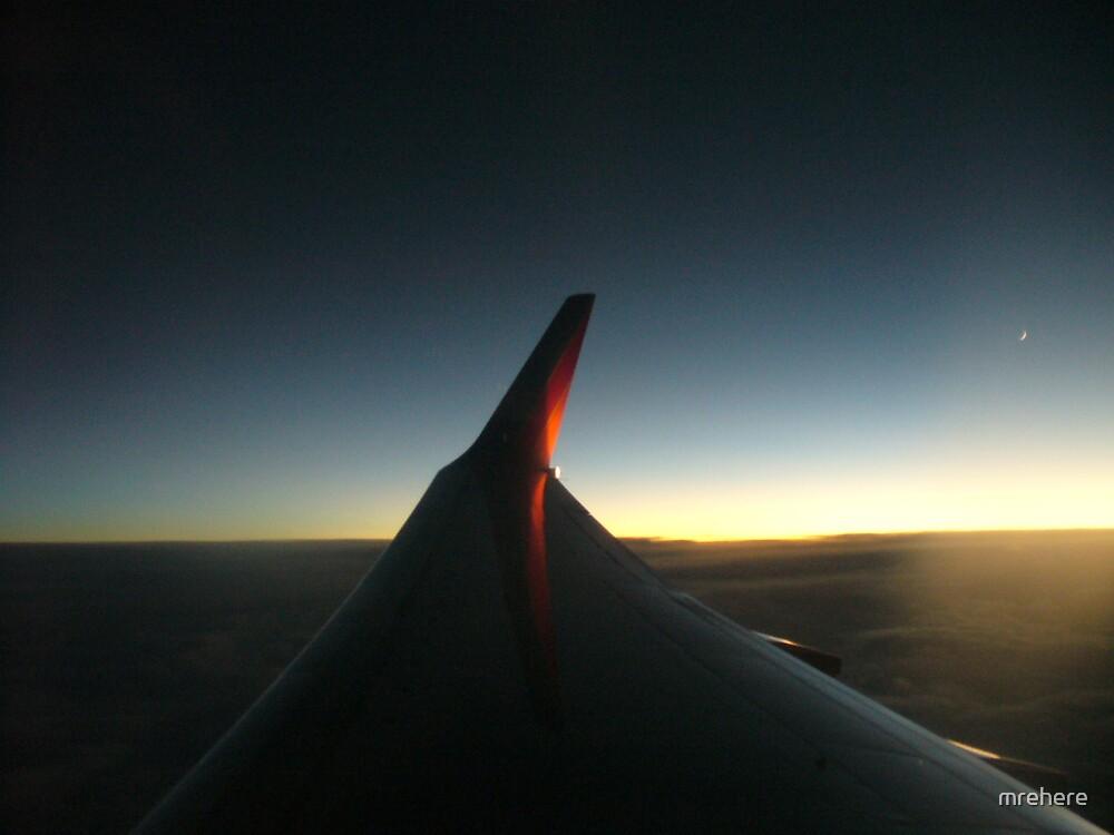 Flight Home by mrehere
