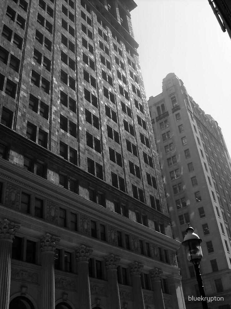 Toronto's Old Architecture by bluekrypton