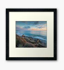 Ocean Overlook Framed Print