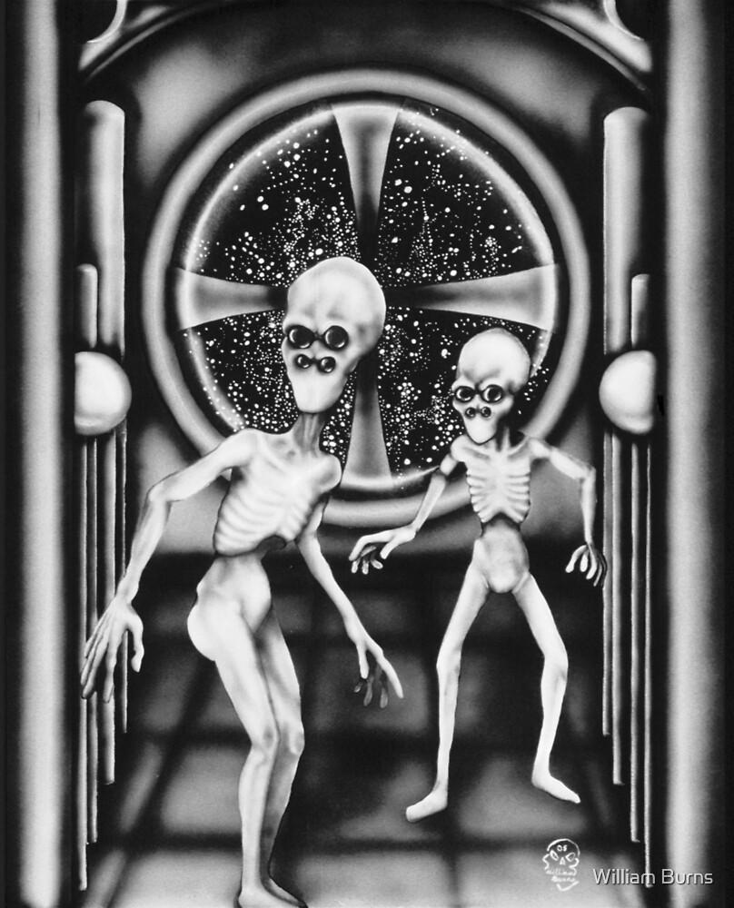 Night Terrors by William Burns