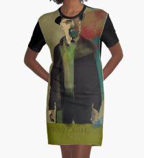Bryan Cranston Graphic T-Shirt Dress