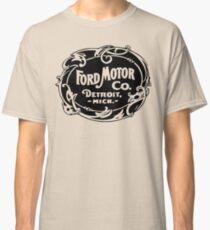 Ford Motor Co Vintage Logo Classic T-Shirt