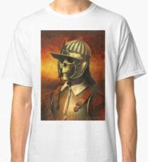 Civil War Skeleton  Classic T-Shirt