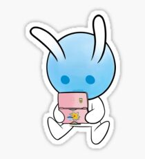 Alien Bunny - WarioWare Sticker