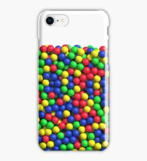 Ball Pit 01 iPhone Case/Skin