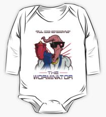 The Worminator One Piece - Long Sleeve