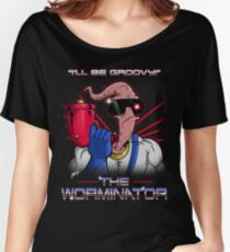 The Worminator Women's Relaxed Fit T-Shirt