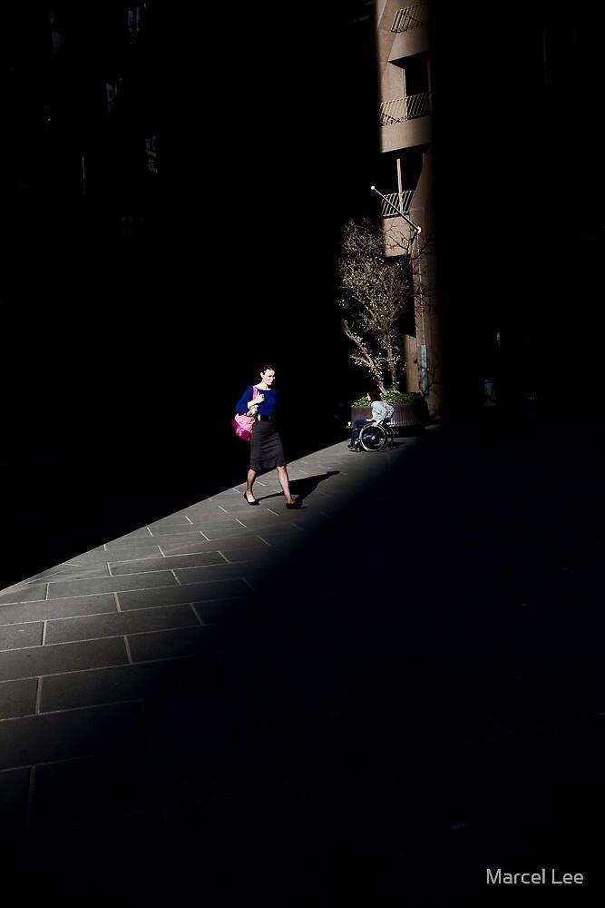 Melbourne, CBD 03 by Marcel Lee