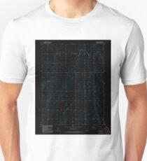 USGS TOPO Map Colorado CO Sunnydale 234660 1949 24000 Inverted T-Shirt