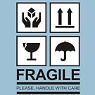 FRAGILE by Anxiety Space