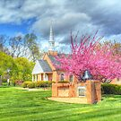 Trinity Lutheran Church by James Brotherton