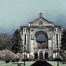Painted Basilica by Teresa Zieba