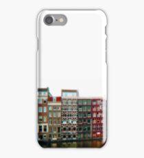 tiny amsterdam iPhone Case/Skin