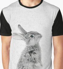 Rabbit 11 Grafik T-Shirt