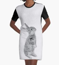 Rabbit 11 T-Shirt Kleid