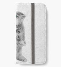 Rabbit 11 iPhone Flip-Case/Hülle/Skin