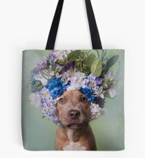 Flower Power, Kyla Tote Bag