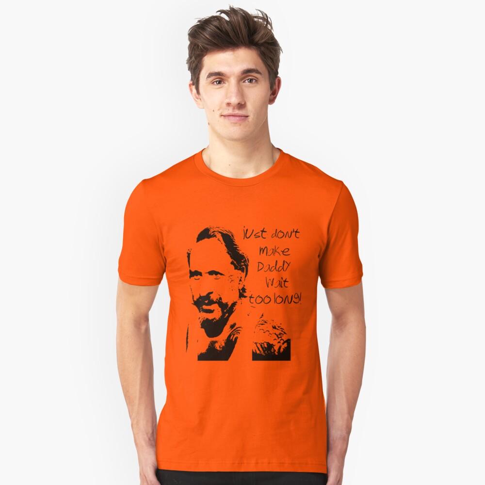 Big Al Unisex T-Shirt Front