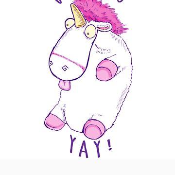 Unicorns Yay! color by Spankyaces