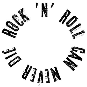 rock n roll cool hippie neil young lyrics rocker peace t shirts by Hippie-Nation